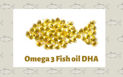 Omega 3's … Fish Oil, and also DHA …